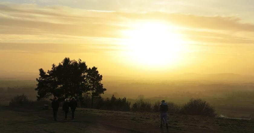 Clent Hills walk | © Simon Felton/Flickr