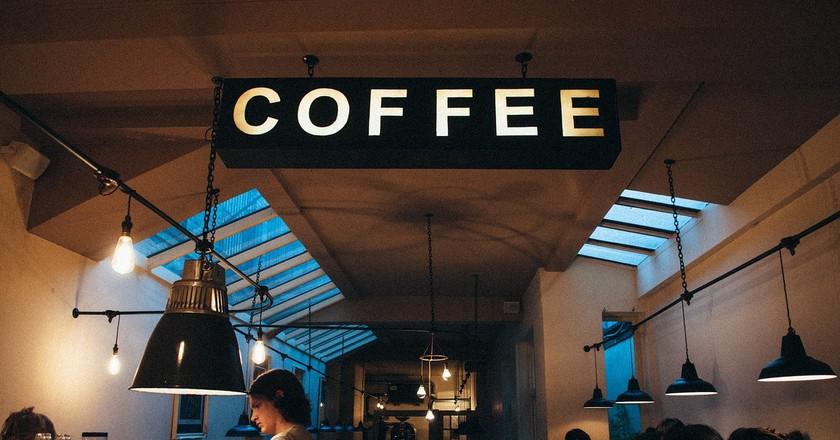 Coffee Shop   © Pixabay