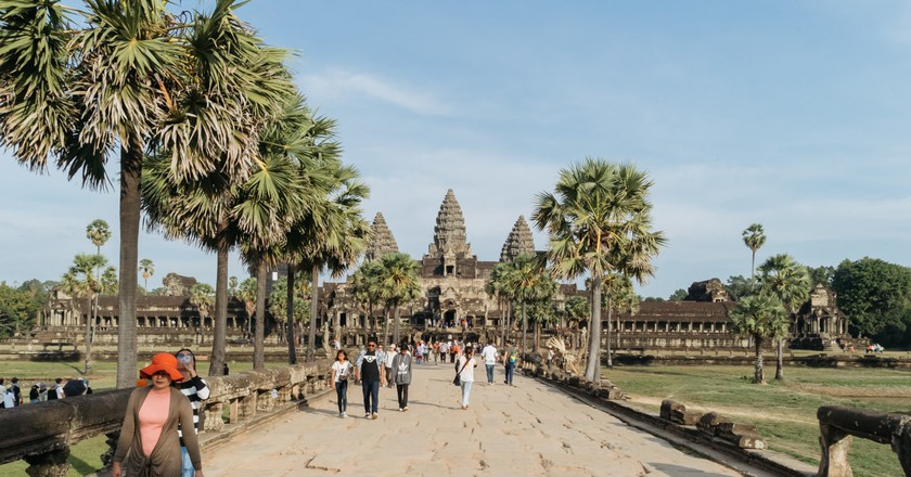 The Ultimate Travel Guide to Angkor Wat