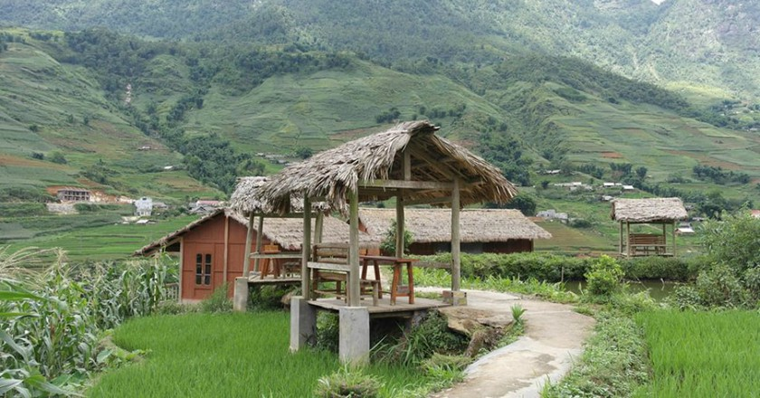 Mountain bliss | © Ta Van Ecologic Homestay/Facebook