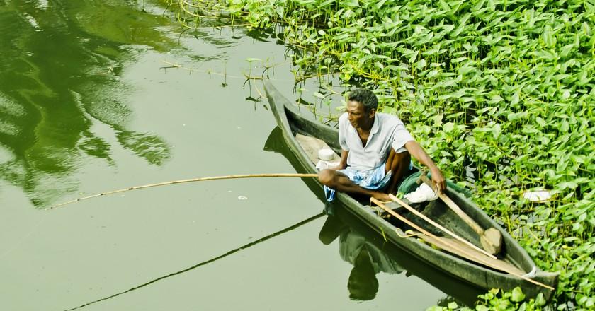 Fisherman | © Antony Grossy/Flickr