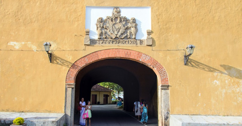 Entrance to the Galle Fort | Courtesy of Aman