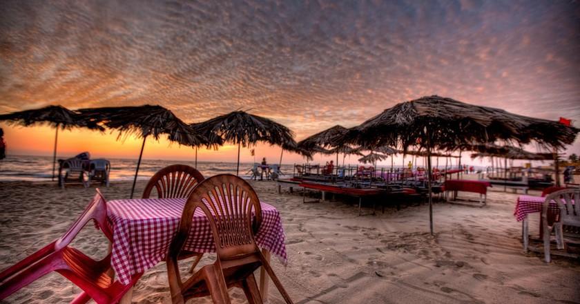 Goa beach   © Umesh Bansal / Flickr