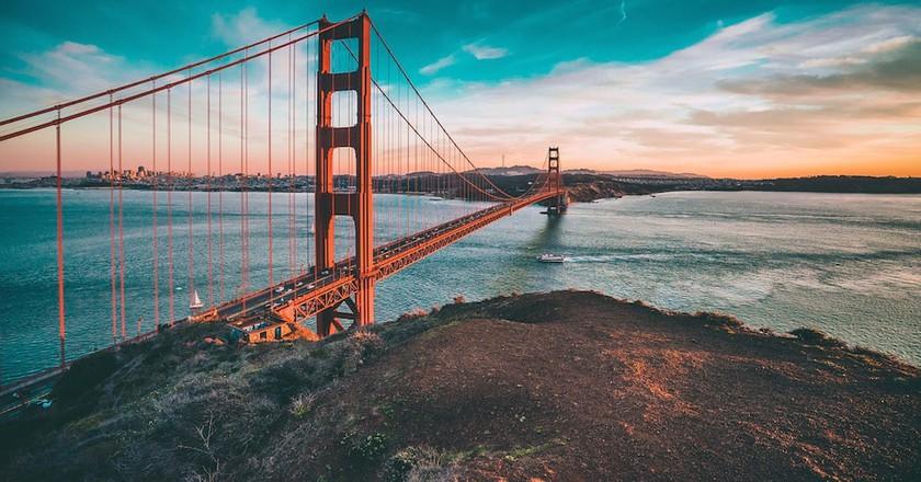 The Golden Gate Bridge | ©Free-Photos/Pixabay