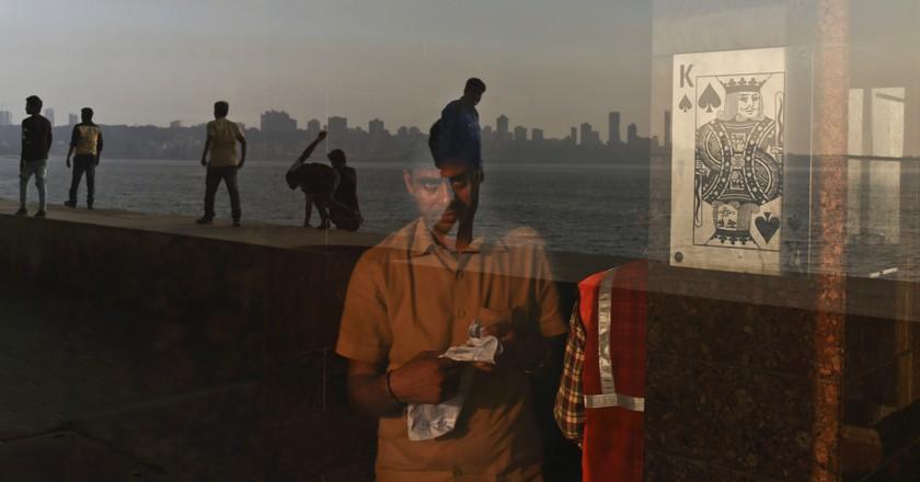 Marine Drive   © Nirvair Singh Rai
