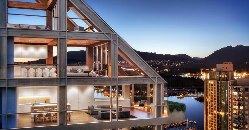 Terrace House | Courtesy of PortLiving