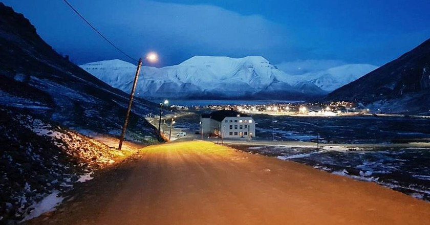 Huset is one of the many reasons to visit Svalbard   Courtesy of Huset