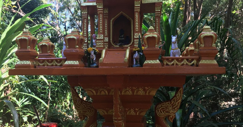 Spirit House, Pakse | © Regina Beach/ Culture Trip