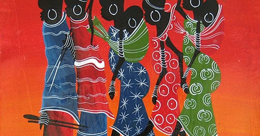 Indigenous ladies | © Todd Schaffer / WikiCommons
