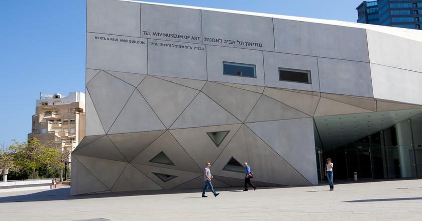 Tel Aviv Museum | © Israeltourism/Flickr