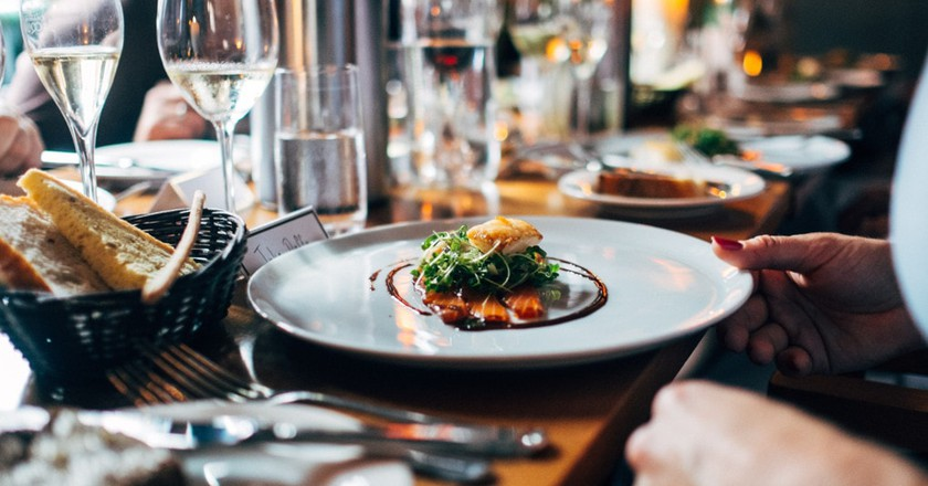 Fine dining | © Jay Wennington/Unsplash