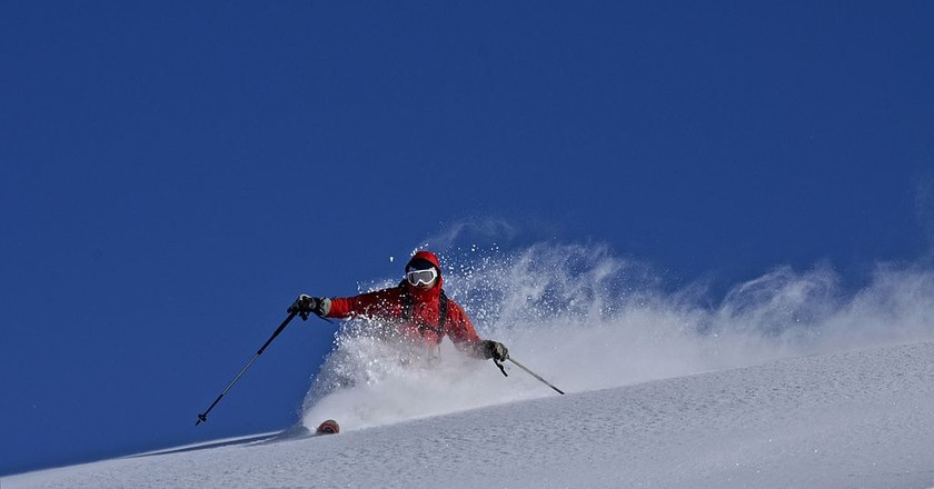 Skiing | © Timuzapata/WikiCommons