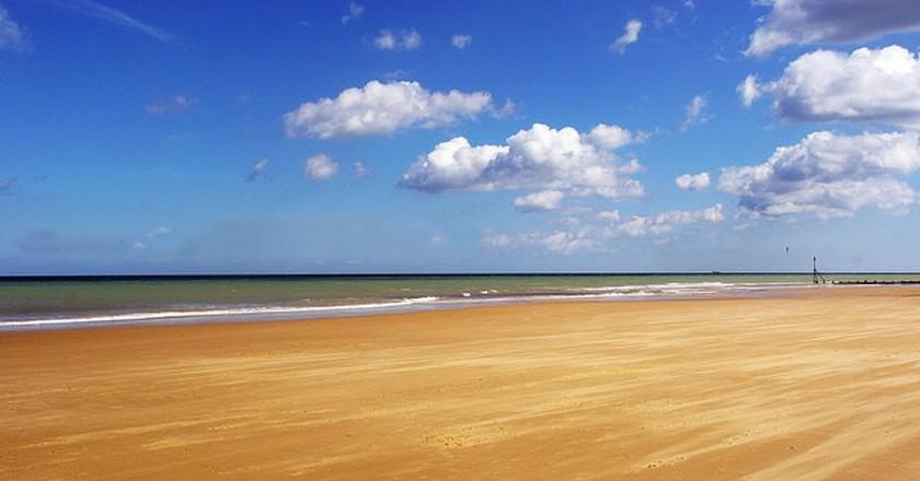 Low Tide at Cromer Beach | ⓒ jelm6/Flickr