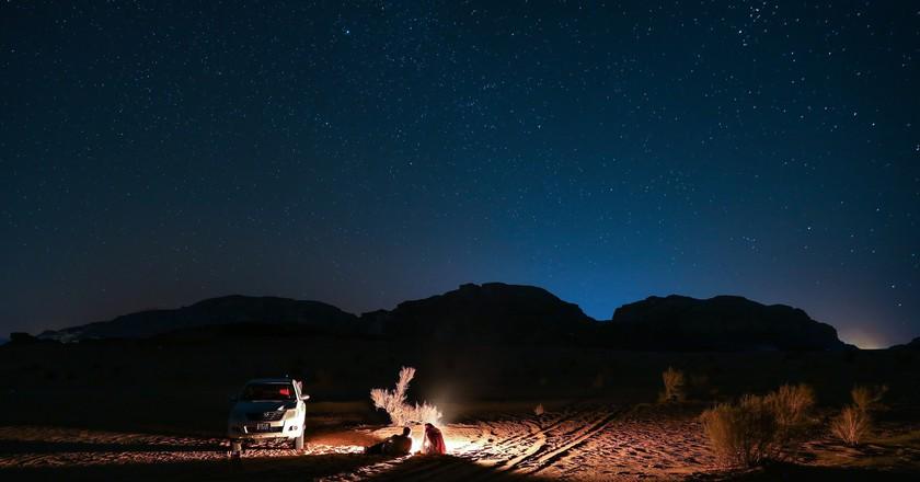 Making tea under the stars | ©soomness:flickr