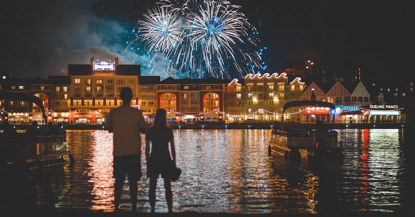 New Year's Eve | © Matt Popovich/Unsplash