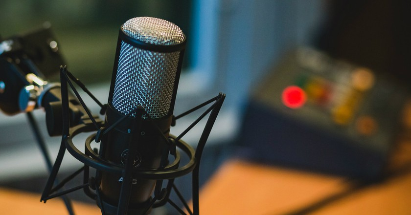 Microphone | © StockSnap / Pixabay