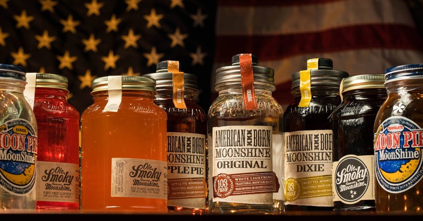 Moonshine from The Stillery | © The Stillery / Facebook