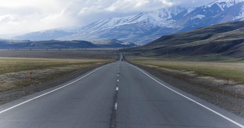Mountains in Altai | © sivakovdenis / Pixabay