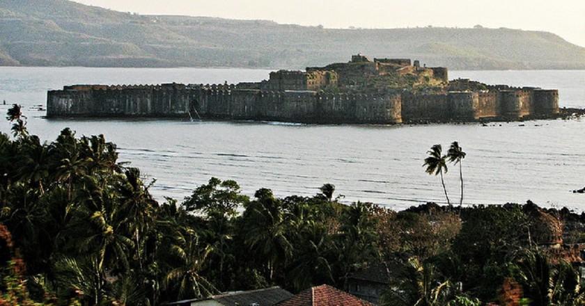 Murud-Janjira Fort | © Shivam S / Wikimedia Commons
