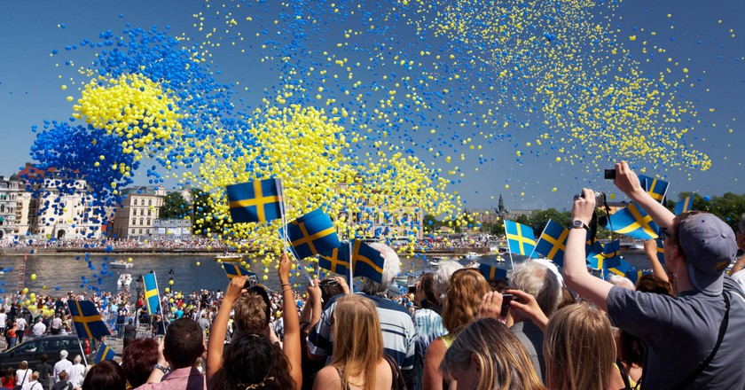 Swedish National Day | © Ola Ericson/imagebank.sweden.se