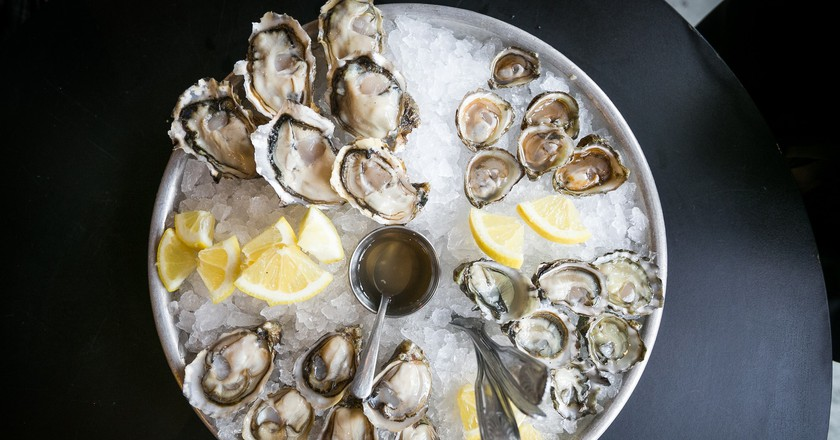 Oysters   © City Foodsters / Flickr