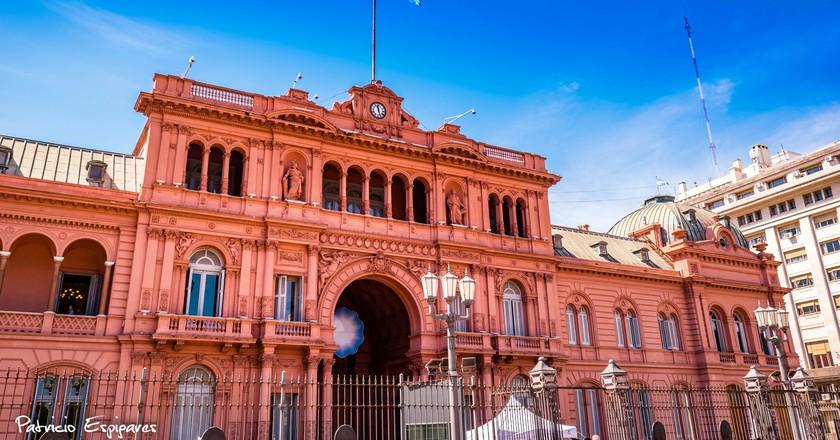 The Casa Rosada, Buenos Aires | © Patricio Espigares / Flickr