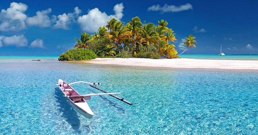 Tahiti | © Julius Silver/Pixabay