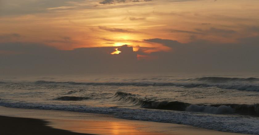 Puri beach, Odisha | © Ankur P / Flickr