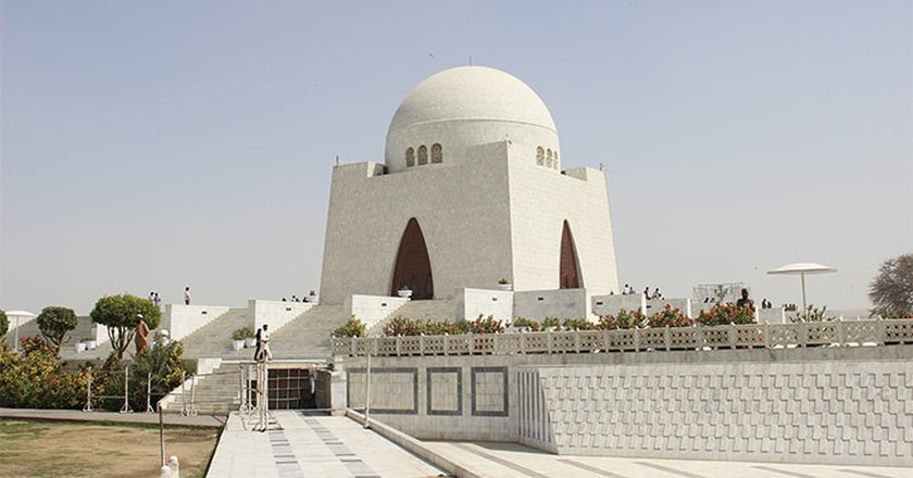 Quaid's Mausoleum | © noreen Gulwani/Flickr