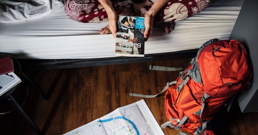 Traveler | © rawpixel.com/Unsplash