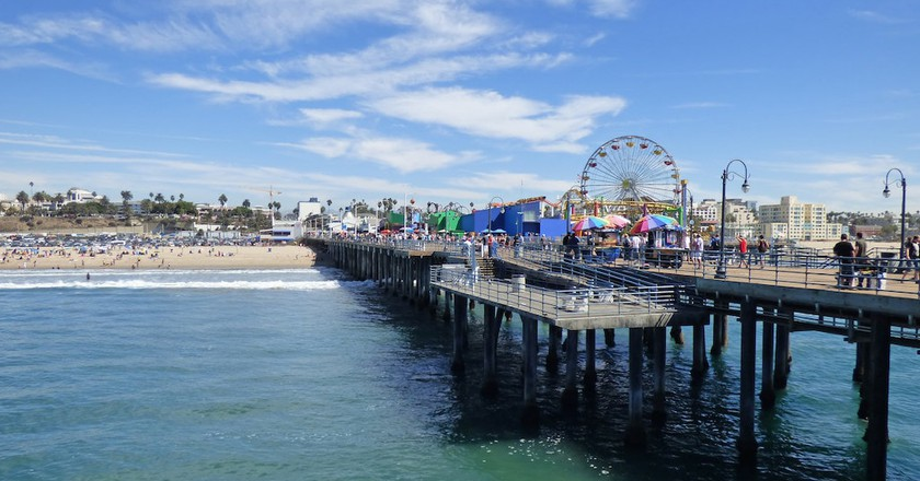 The Coolest Piers in California, From Santa Monica to Santa Barbara