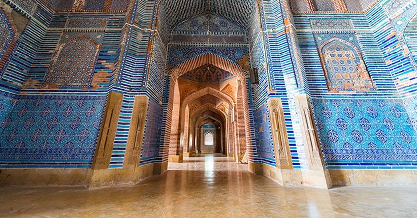 Shahi Mosque Thatta   © Asultan/WikiCommons