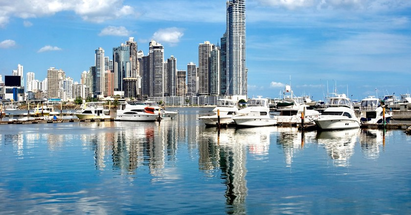 Panama City | © Sylwia Brataniec/Shutterstock