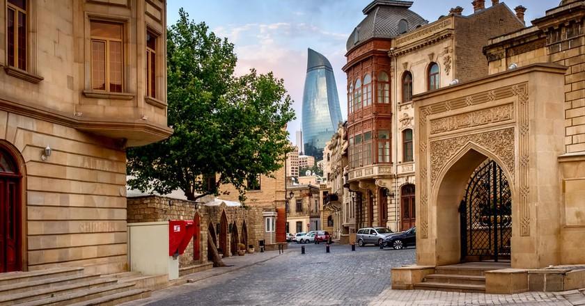 UNESCO World Heritage Site, Icheri Sheher   © liseykina/Shutterstock