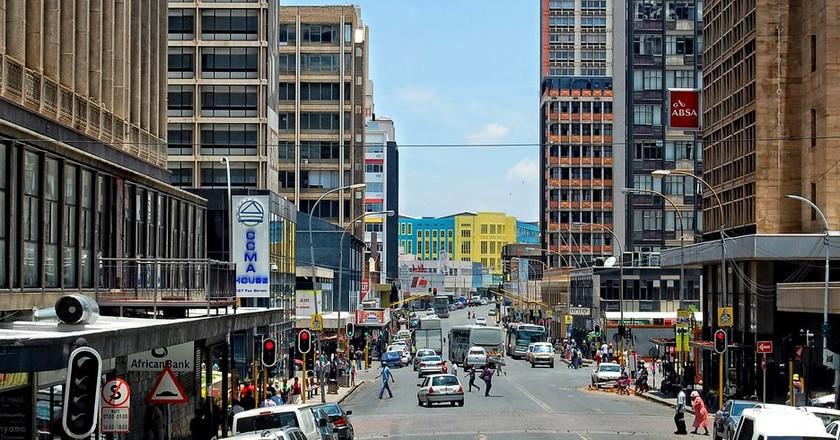 Johannesburg, South Africa | © Nataly Reinch/Shutterstock