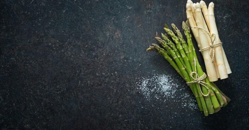 Fresh asparagus | © Shutterstock