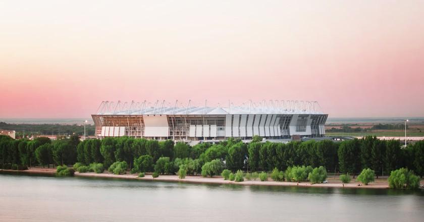 Football stadium, Rostov-on-Don, Russia | © 5PH / Shutterstock