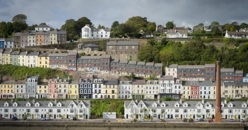 Ringaskiddy, Ireland   © frlegros/Shutterstock