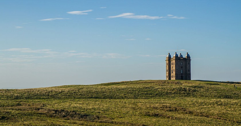The Cage at Lyme Park | © Julie Anne Workman / Wikimedia