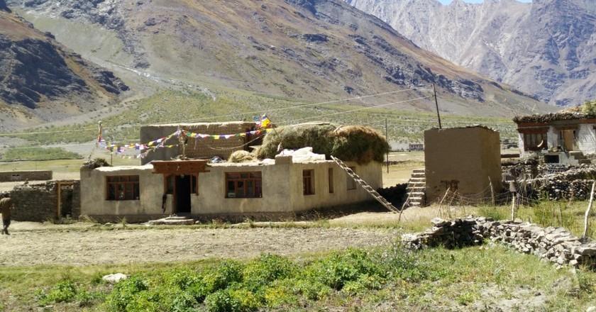 Rural isolation  © Haleli Smadar