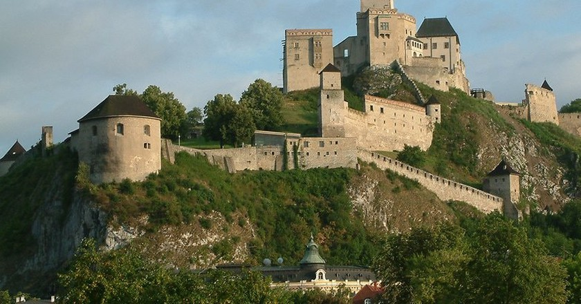 Trencin Castle   © MarianHubinsky/WikiCommons