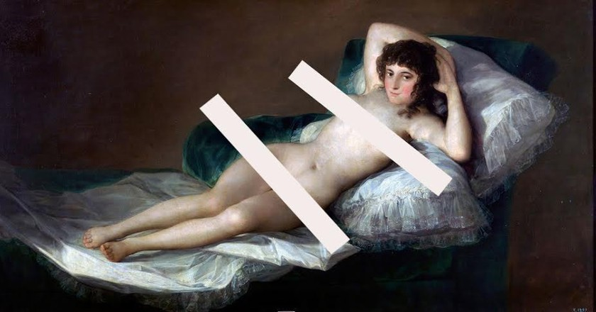 This World-Famous Painting Was Banned for a Shocking Reason