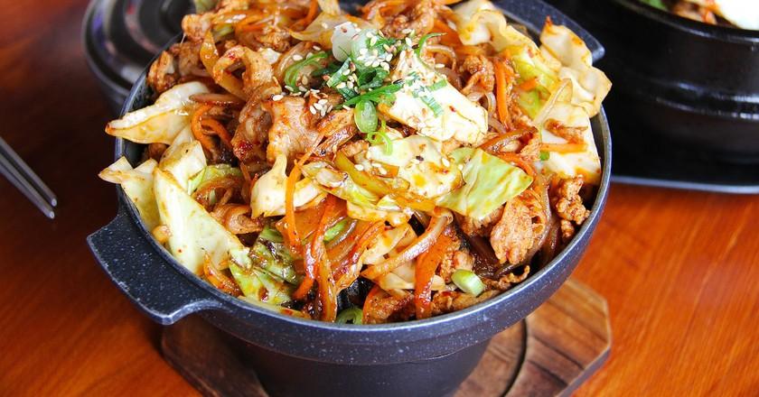 Classic Korean dish | © sharonang/Pixabay