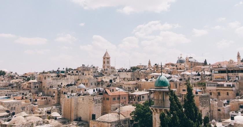 Jerusalem | © Rob Bye/Unsplash