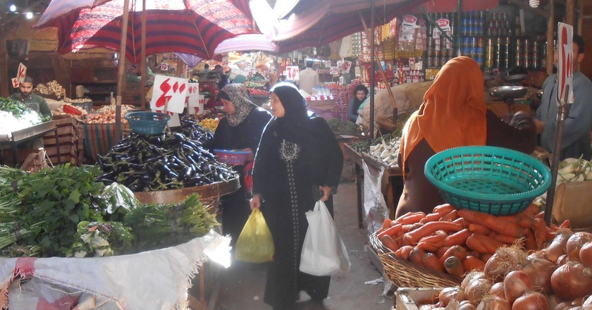 Cairo's Friday market | © Mariam Ghorab