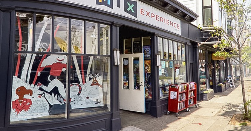 Comix Experience: San Francisco's Oldest Comic Book Store