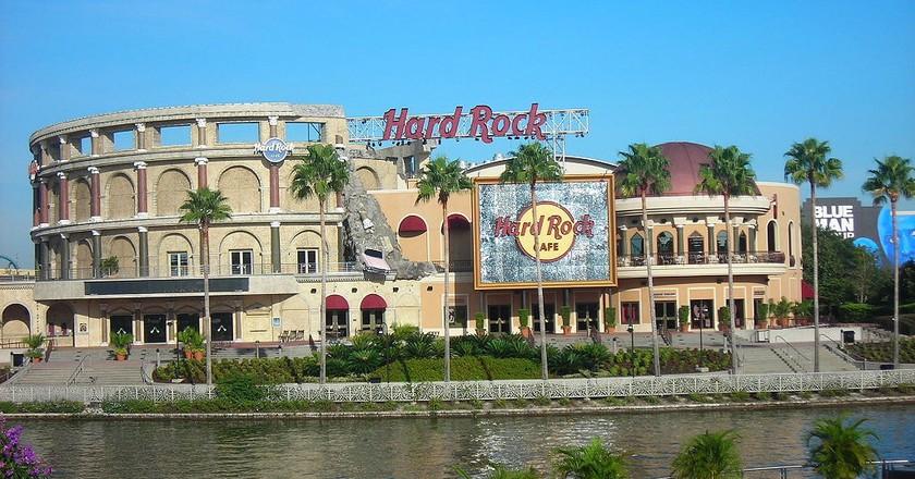 Hard Rock Live Orlando | Public Domain / WikiCommons