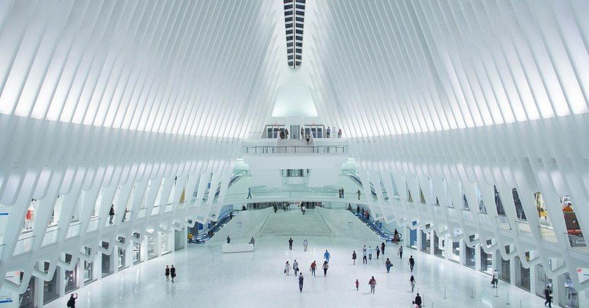 The Oculus | © Anthony Quintano/WikiCommons
