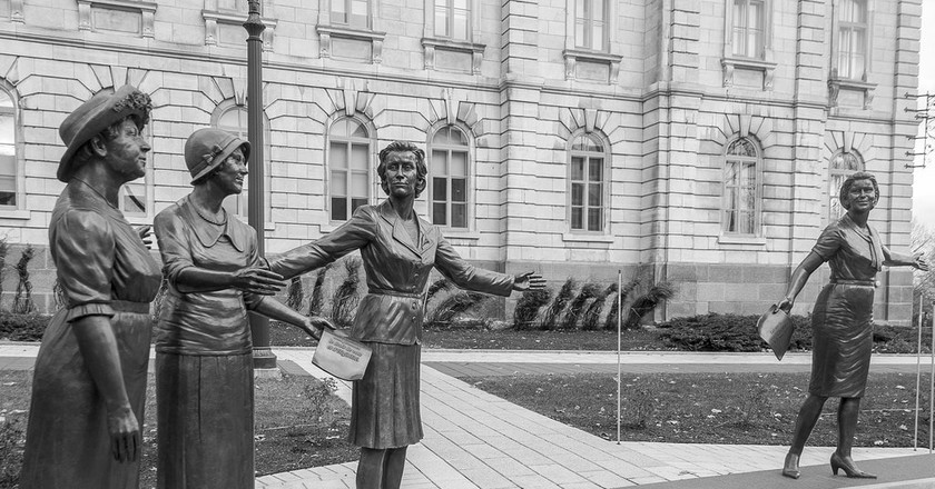 The Most Historic Moments in Women's History in the US
