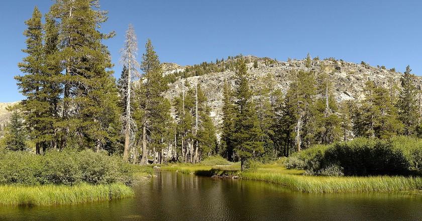 Maud Lake in the Desolation Wilderness | © Miguel Vieira/Flickr